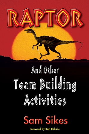 Raptor and other Teambuilding Activities
