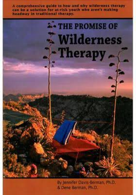 The Promise of Wilderness Therapy